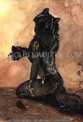 Black Gold by Goldenwolf
