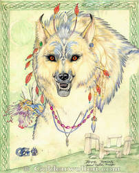 Tamrin Fireoak by Goldenwolf
