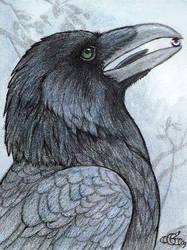 Crowe Badge by Goldenwolf