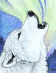 Aurora Badge by Goldenwolf