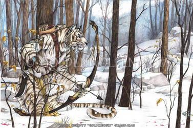 Spirit Hunter by Goldenwolf