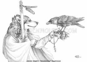 Old Friend by Goldenwolf