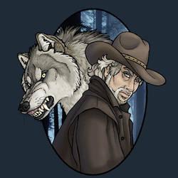 Bennet Marshall by Goldenwolf