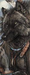 Beledra Bookmark by Goldenwolf