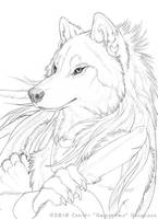 Proud Feather v1.0 by Goldenwolf