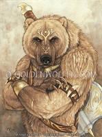 Bruin by Goldenwolf