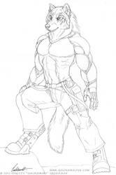 Shenro by Goldenwolf