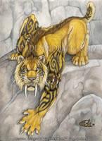 Fatalis by Goldenwolf