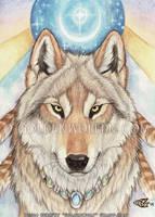 Lune by Goldenwolf