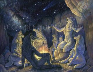 Songline by Goldenwolf