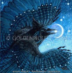 Stellar Blue by Goldenwolf