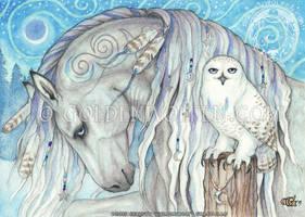 Silvermoon by Goldenwolf