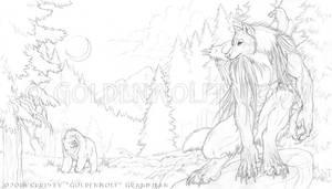 Intruder by Goldenwolf
