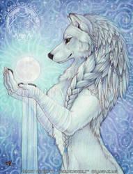 Moonlight by Goldenwolf