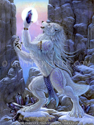 Sacred Earth by Goldenwolf