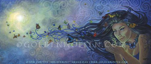 Awakening by Goldenwolf