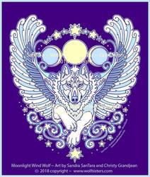 Moonlight WindWolf by Goldenwolf