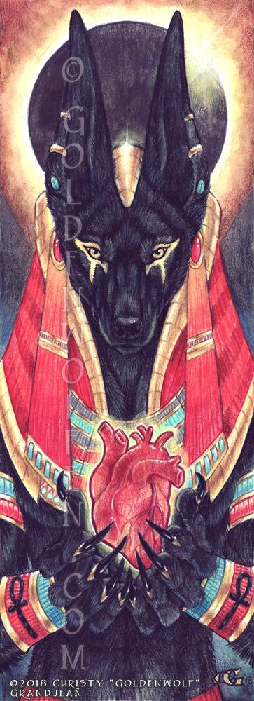 Judgement by Goldenwolf