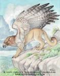 Puma Gryph by Goldenwolf