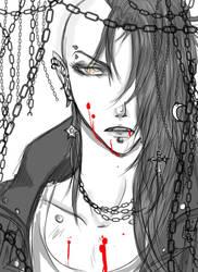 Blood Lust Broken by ShikiAriandriNight