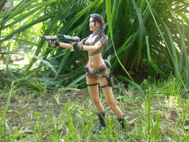 Lara in action by Badty92