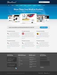 Showtime - Business Portfolio by PremiumThemes