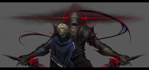 Fate zero Matou Kariya Berserker by White-corner