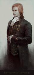 Vampire Lestat by White-corner