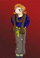 Werewolf - Dorothy Take 2 by RubyCosmos