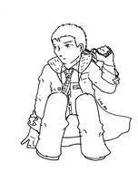 Daily Art: Rick Deckard by RubyCosmos