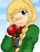 Merry Mahoney by RubyCosmos