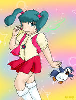 Watashi Minto. by RubyCosmos