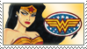 Wonder Woman Stamp by DolfD