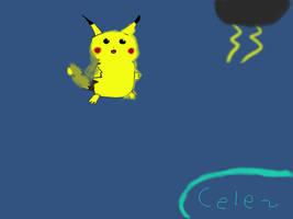 Pikachu by raja1057