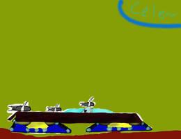Robocraft Tank by raja1057