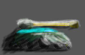 Long-Range Tank by raja1057