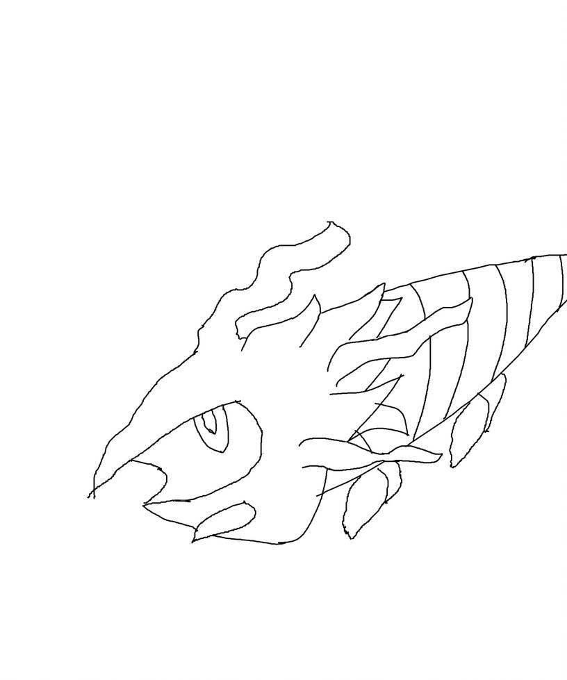 Larvesta Sketch by raja1057