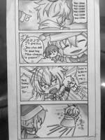 Owari no Seraph Re-draw Manga by HelenaWT