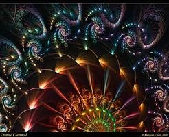 Cosmic Carnival by Alterren