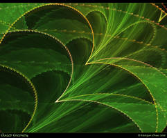 Glazed Greenery by Alterren