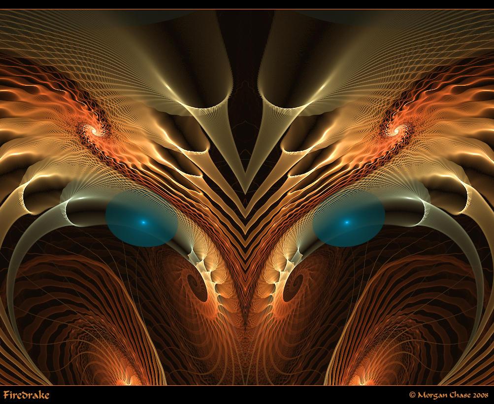 Firedrake by Alterren