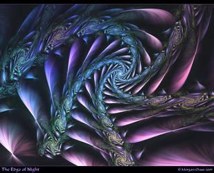 The Edge of Night by Alterren