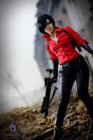 Resident Evil 6 / Ada Wong by Qiya