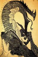 El Draknar de Fabre by HieronyusBerruecos