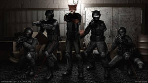 Talon Squad by LaVolpeGuy