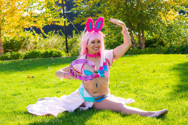 Sylveon Bard: Dancing Queen by ashweez
