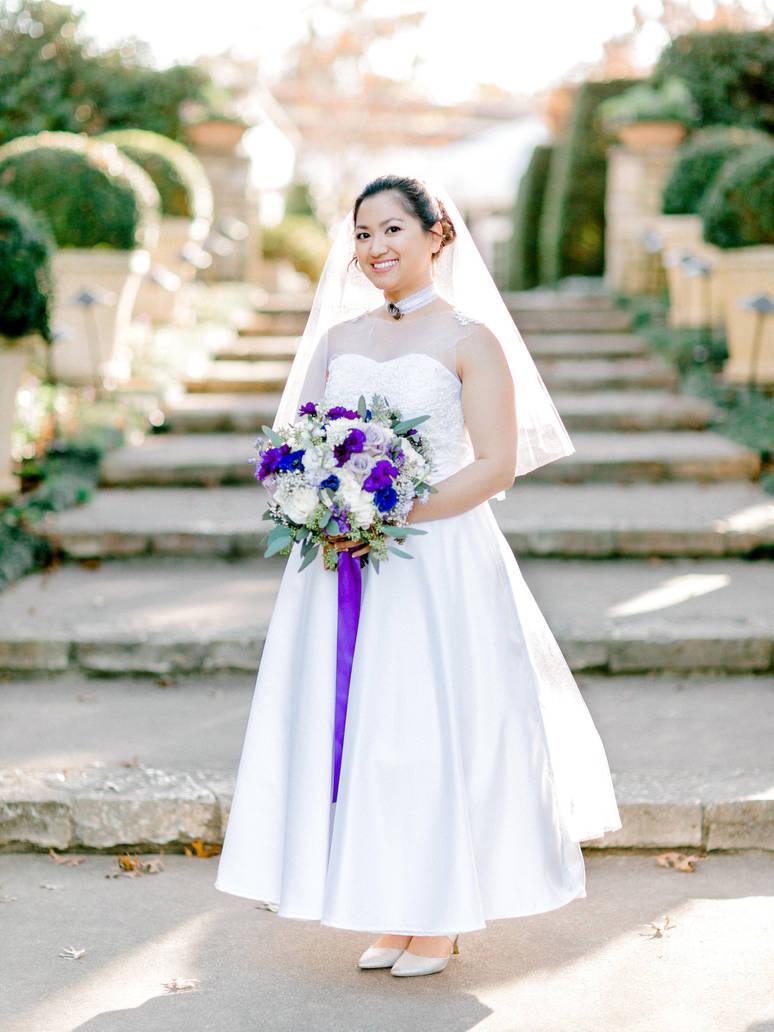 I made my own wedding dress! by ashweez