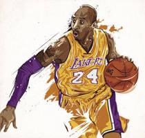 Kobe-Bryant by earlsonvios