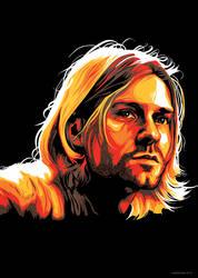 Kurt Cobain by earlsonvios