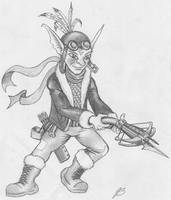Goblin by TheMightyGorga